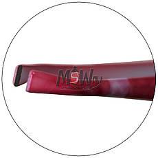 Luxury Пинцет BP-02 Beauty Line косметич. для бровей (прямой) цветной, фото 3