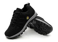 Кроссовки ботинки CAIDAI черные