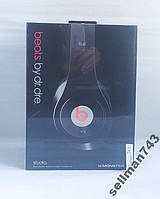 Наушники Monster Beats by Dr. Dre Studio Black США