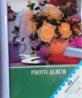 Фотоальбом. Альбом  магнитный на 40стр.№1.