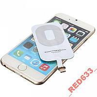 Адаптер для беспроводной зарядки Iphone 6/5/5s/ Qi