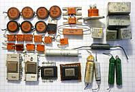 Радиодетали драгметаллы Микросхемы конденсаторы др