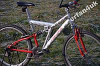 "двухамортизаторний велосипед  MTB Challenge 26"""