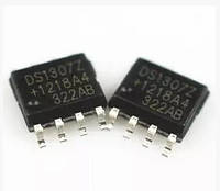 DS1307Z / DS1307N микросхема часов реального времени