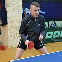 Спарринг по настольному теннису в Днепре