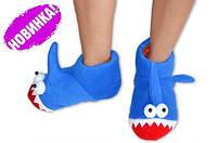 Тапочки из флиса Зуби Зуб, дизайнерские домашние тапочки для дома, обувь для дома