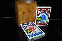 Игральные карты Bicycle Standard в футляре
