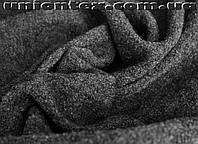 Пальтовая ткань букле серая (Турция)