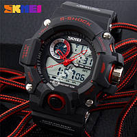 Электронные часы SKMEI MILITARY S-SHOCK mod.1053