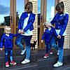 Family Look Парные куртки мама+дочка , фото 5