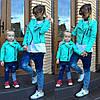 Family Look Парные куртки мама+дочка , фото 4