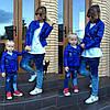 Family Look Парные куртки мама+дочка , фото 6