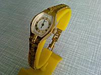 Часы позолоченные ЛУЧ элитная коллекция