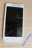 Мобильный телефон Lenovo A516 White (TZ-857)