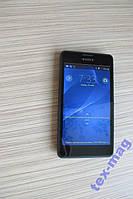 Мобильный телефон Sony Xperia E1 D2005 Black (TZ-1043) На запчасти