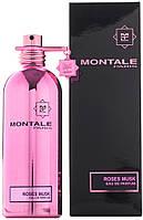 Montale Roses Musk парфюмированная вода 100 ml. (Монталь Роуз Маск)
