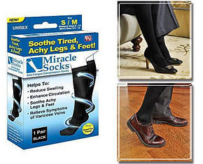Лечебные носки с массажным эффектом Miracle Socks, фото 2