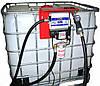 Мини АЗС для заправки дт HI-TECH 100, подача 100 л/мин, фото 2
