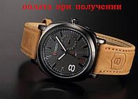 Чоловічі модні і стильні годинники CURREN 8139, фото 1