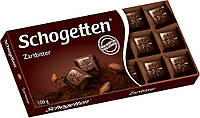Черный шоколад Schogetten Dark Chocolate
