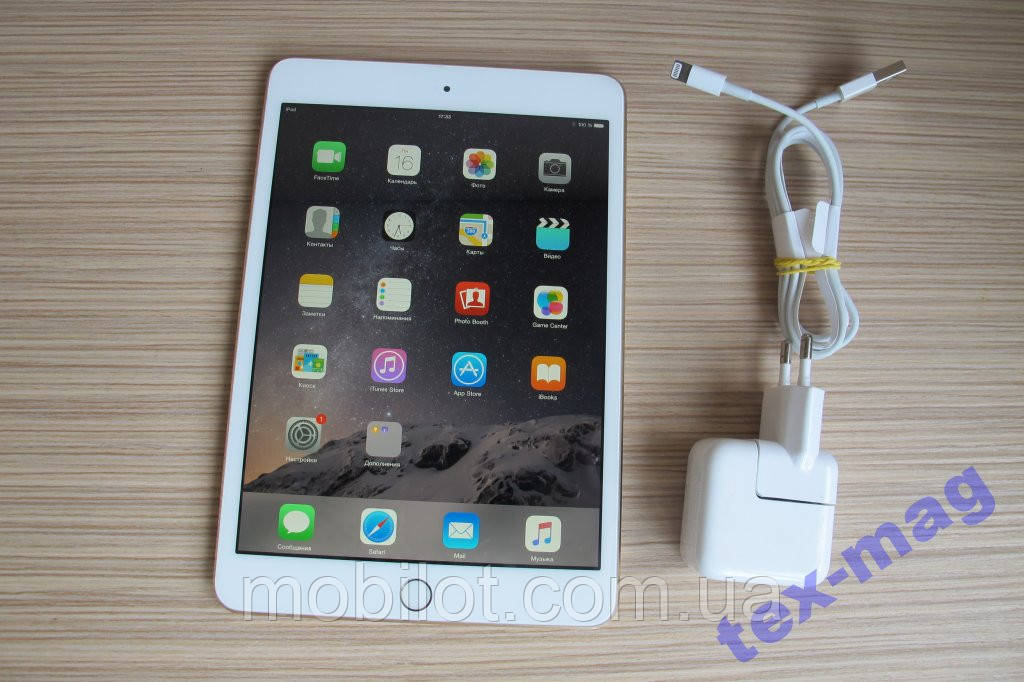Планшет Apple A1599 iPad mini 3 Wi-Fi 16GB Gold