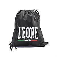Рюкзак для спортивной формы Leone черный