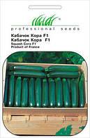 Купить Семена цуккини Кора, кабачок темно-зелений, цена