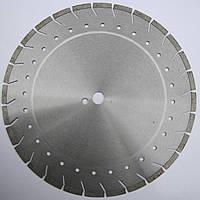 Алмазный диск для резки армированного бетона BETON LASER  350x3,2/2,2x10x60-24S