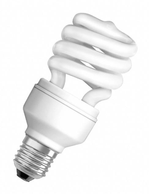 Лампы энергосберегающие спираль DULUXSTAR Twist OSRAM