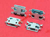 Разъем Micro USB для Lenovo A298, A530, S680