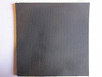Набоечная резина JB звезда 500*500*6 мм  цв.черный