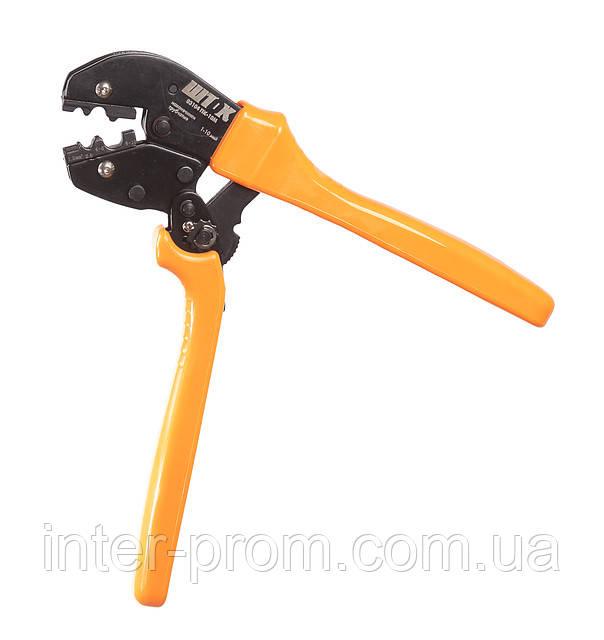 Пресс-клещи ПК-10М  для опрессовки трубчатых наконечников
