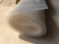 Силиконовая резина лист 2мм 1200мм ширина термостойкий силикон для вакуумирования под температурой до 260 град