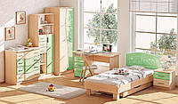 Дитяча кімната ДЧ-4108 Комфорт-Мебель / Комплекты детской мебели ДЧ-4108 Комфорт-Мебель, фото 1
