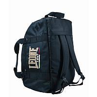 Спортивная сумка - рюкзак Leone черный