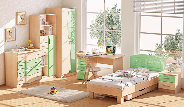Детская комната ДЧ-4108