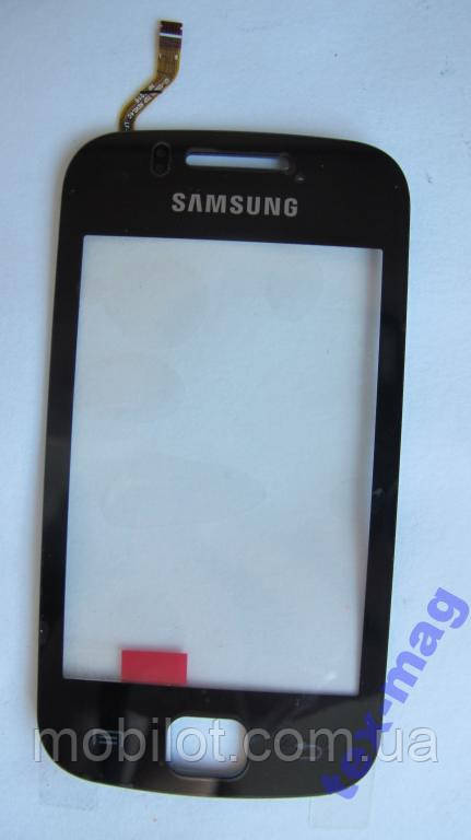 Тачскрин (сенсор) для Samsung Gio  S5660 оригинал