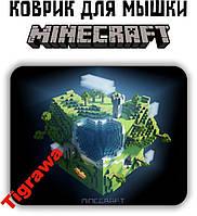 Коврик для мыши Minecraft игра Майнкрафт #2