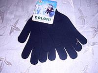 Перчатки чёрные 4352