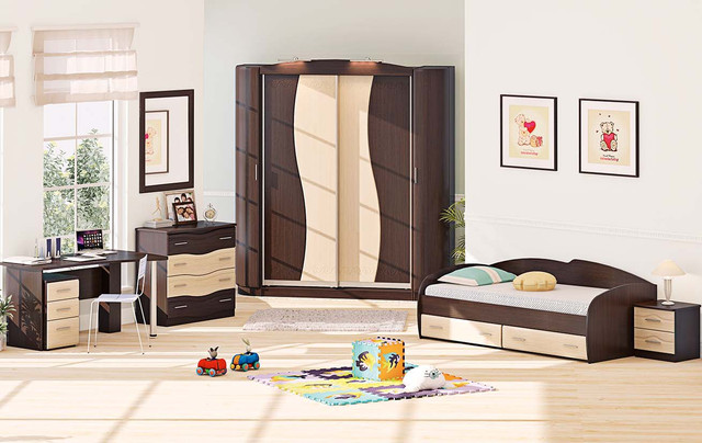Детская комната ДЧ-4114