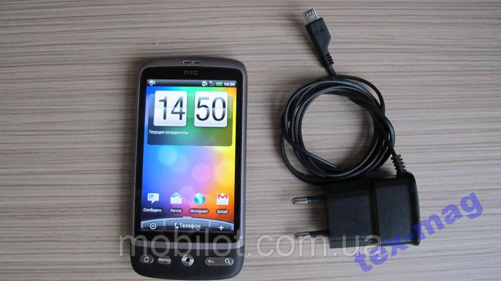 Мобильный телефон HTC Desire А8181 Black (TZ-1336)