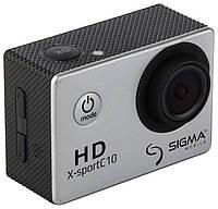Екшн-Камера Sigma mobile X-sport C10 silver
