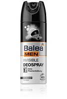 Дезодорант спрей Balea Men Invisible 200мл. Нiмеччина