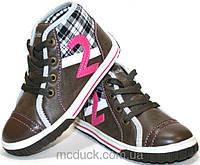 Детские ботинки для девочки AIDELE Италия,р.28-35