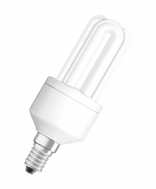 Люминесцентные энергосберегающие лампы OSRAM DULUX Value
