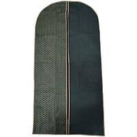 Чехол для одежды 60 х 120 см зелёный