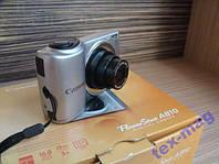 Фотоаппарат Canon PowerShot A810 Silver (FR-1170)