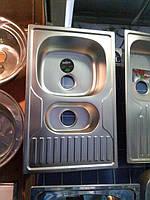 Мойка кухонная Haiba 780х500 микродекор.