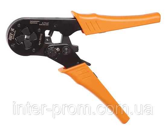 Пресс-клещи ПК-16вт для опрессовки одинарных и двойных и втулочных наконечников, фото 2