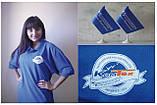 Рекламные рубашки поло с логотипом вышивка, фото 2